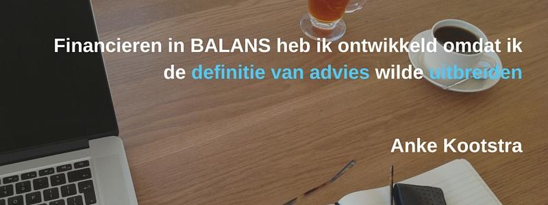 www.financiereninbalans.nl definitie van advies uitbreiden