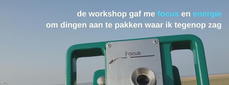 workshop focus energie